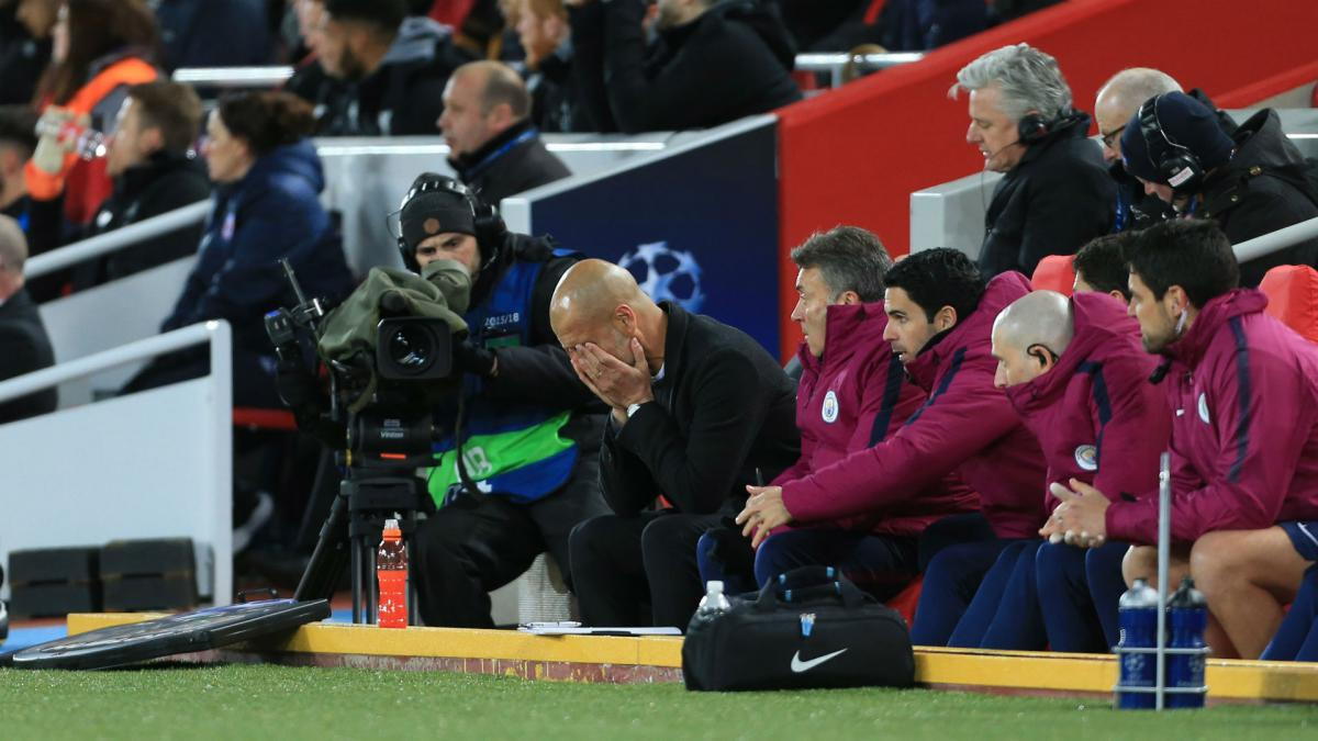 Guardiola meddles his way towards Anfield mauling