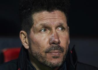 I'd rather Europa League trophy than UCL final loss – Simeone