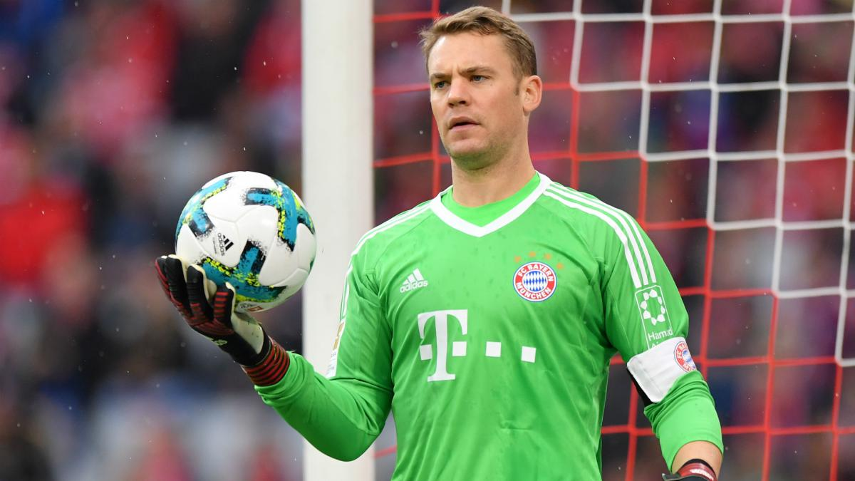 Bayern Munich star Neuer trains with ball for first time in over six months