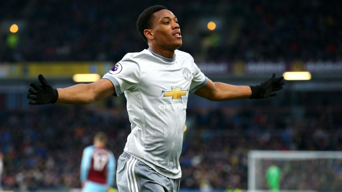Manchester United don't want to sell Martial to Juventus, says Deschamps