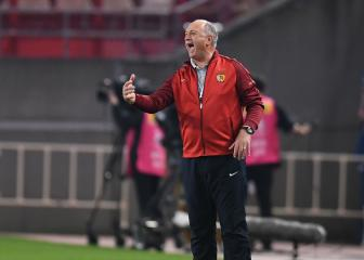 Championship not a problem - Scolari hints at West Brom offer