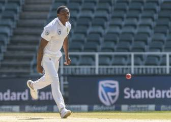 South Africa's Kagiso Rabada out of IPL due to back injury