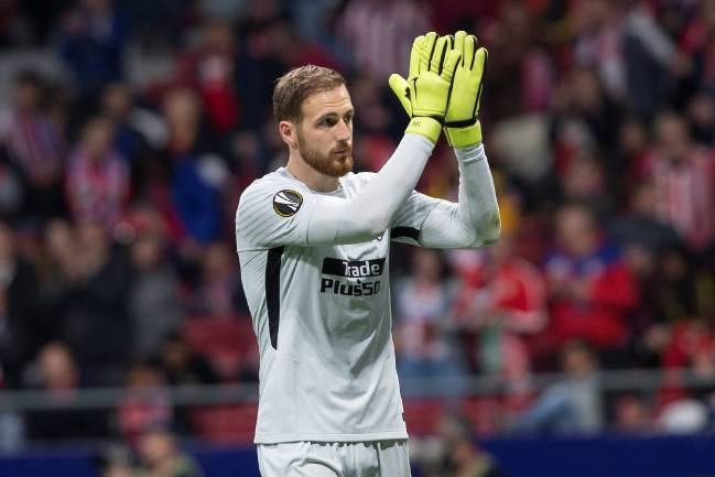 Atlético's rock | Jan Oblak