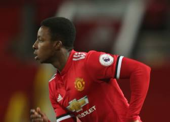 Manchester United's Kehinde chooses Nigeria over England