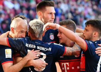 Bayern Munich: How does Bundesliga streak compare?