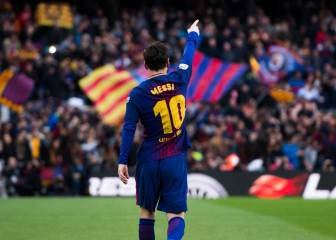 Messi majestic as Barça equal LaLiga unbeaten record