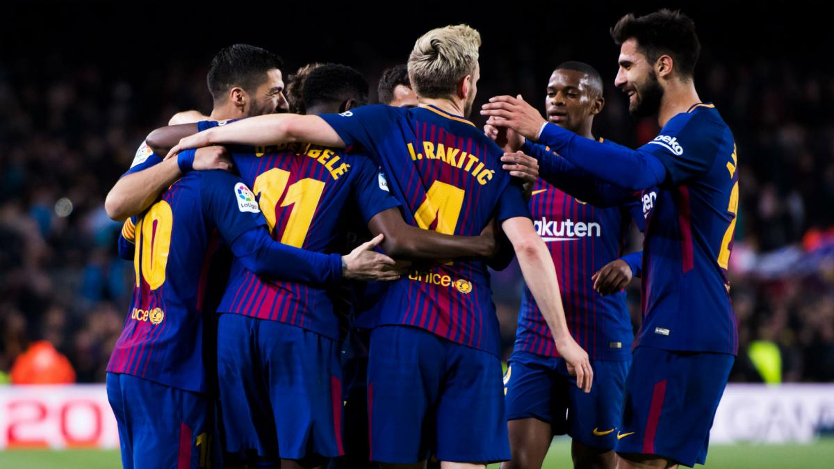 Barcelona equal LaLiga's all-time unbeaten record with win over Leganes
