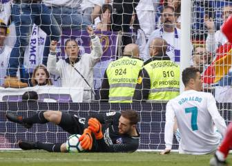 Jan Oblak halts Real Madrid's winning streak