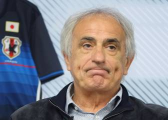 Japan FA sack coach Halilhodzic two months ahead of World Cup
