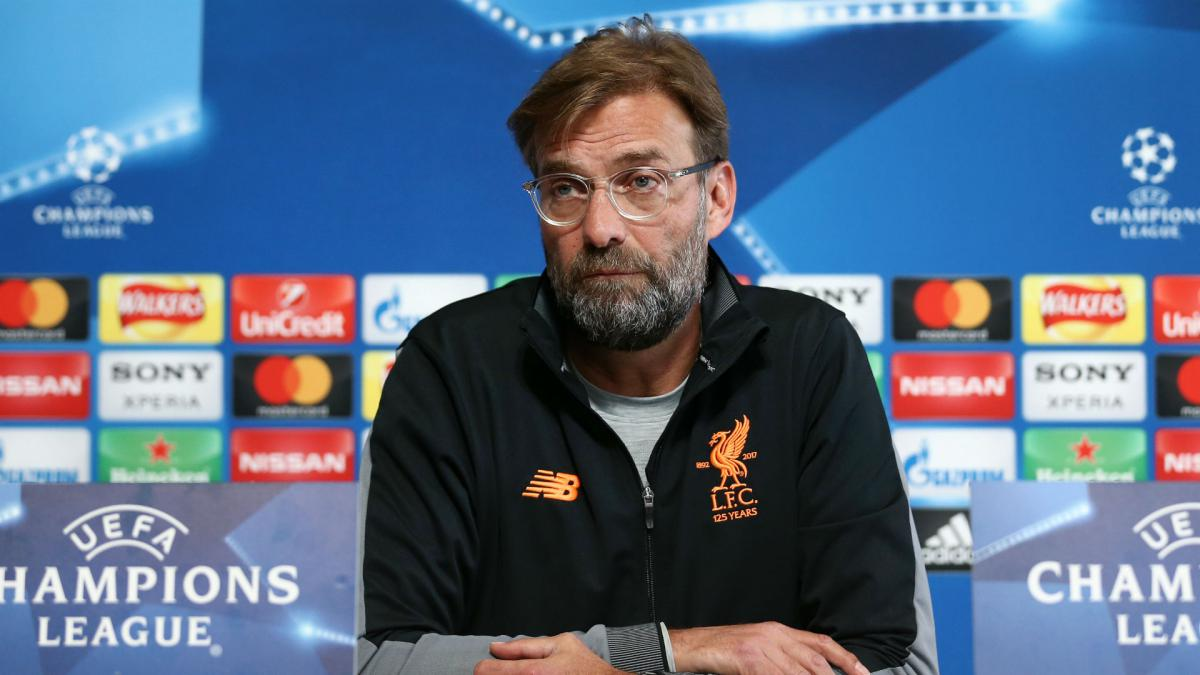 City are not vulnerable, insists Klopp