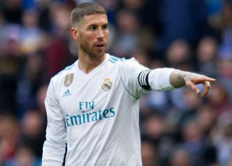 We'll do what the boss tells us: Real captain Ramos shrugs off guard of honour row