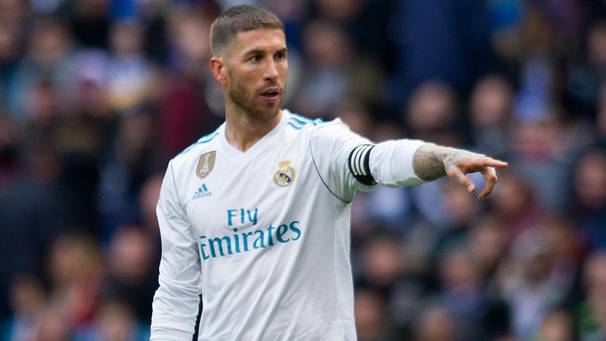 Real Madrid's Ramos shrugs off Barcelona guard of honour row