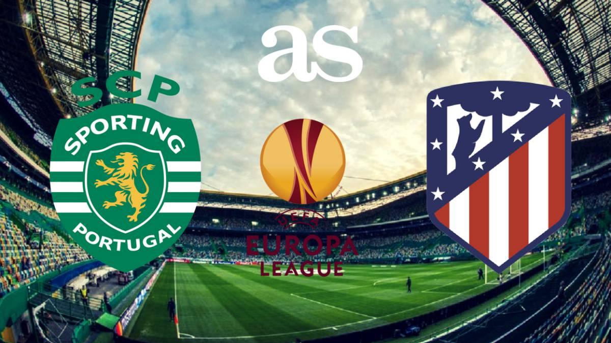 Sporting C.P - Atletico Madrid