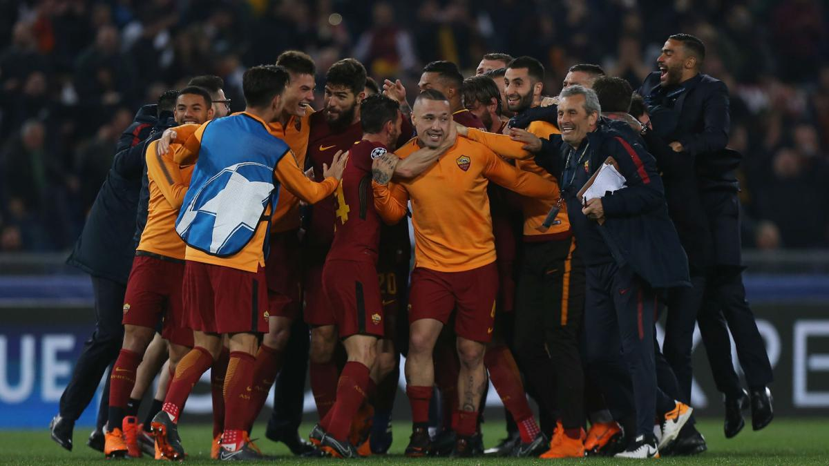 Roma were much better than Barcelona – Monchi