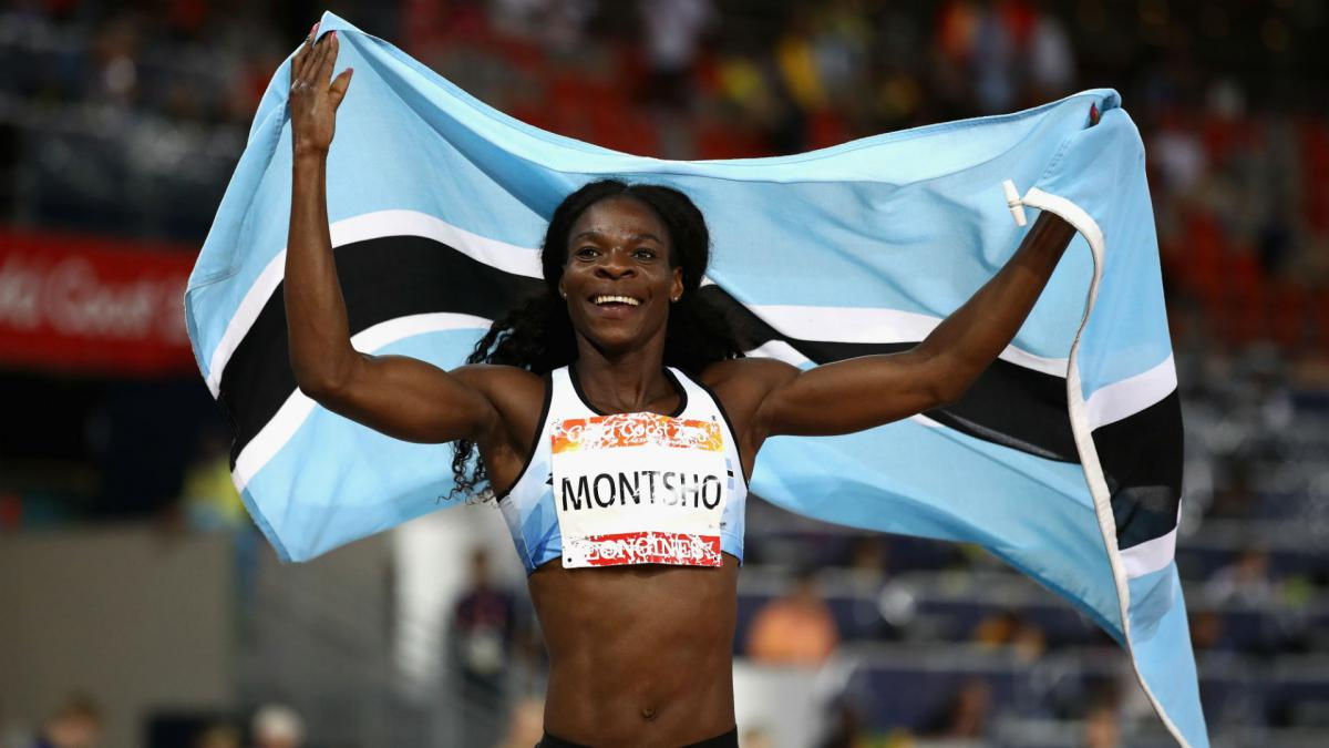 Commonwealth Games 2018: Bolt touches down, Montsho back among the golds