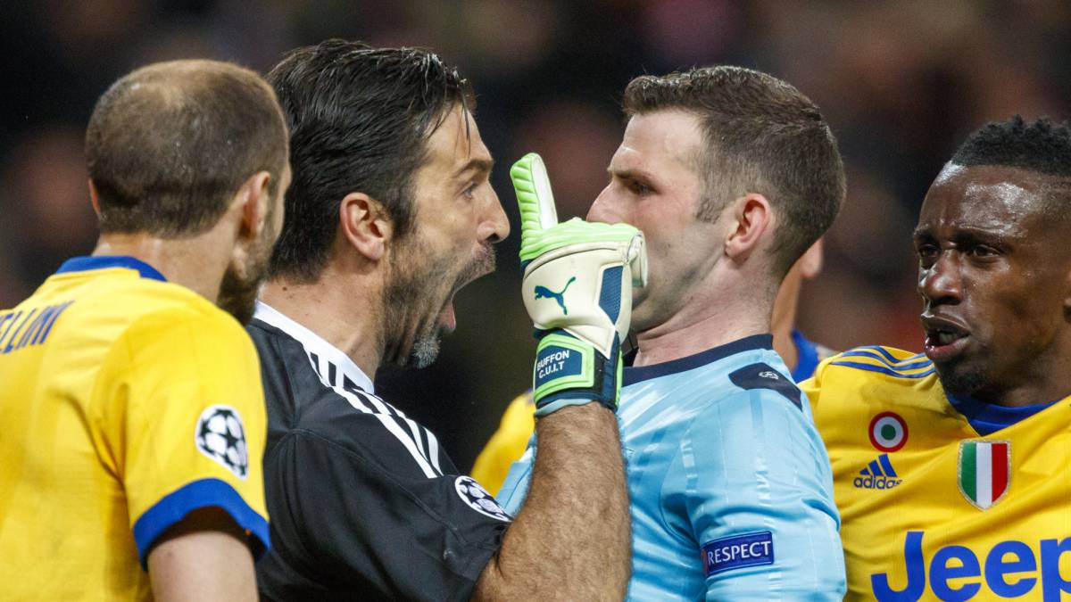 Maybe I could end my career like Zidane - Words come back to haunt Buffon