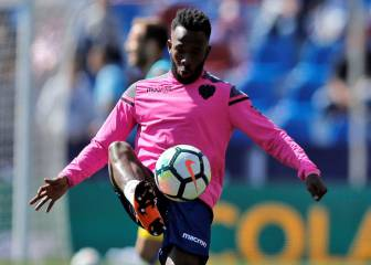 Saudi international Al Muwallad bides time on Levante bench