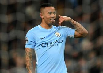 Gabriel Jesus hopes blip hasn't clouded City's campaign