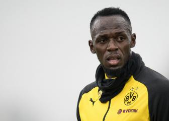 Bolt to return to Dortmund for second training spell