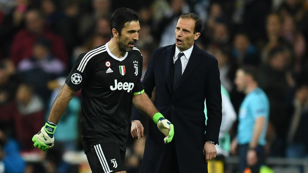 Del Piero questions Buffon criticism of referee Oliver
