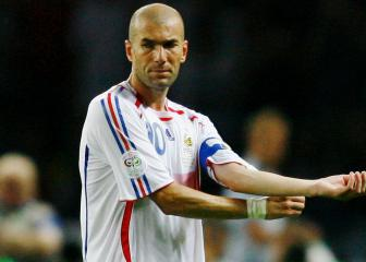Zidane, Gerrard, Lineker - sad farewells for legendary names