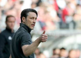 Niko Kovac will coach Bayern Munich next season