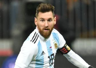 Messi can't win the World Cup alone, says Argentina chief