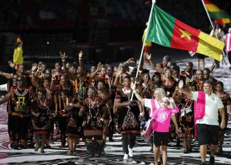 Athletes abuse visas as a third of Cameroon team go missing
