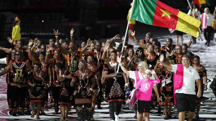 Athletes urged to respect visas as a third of Cameroon team go missing