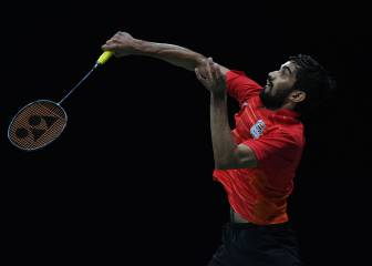 India's Kidambi Srikanth soars to No.1 in badminton rakings