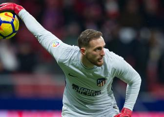 Koke: I would give Oblak a blank cheque to stay at Atlético
