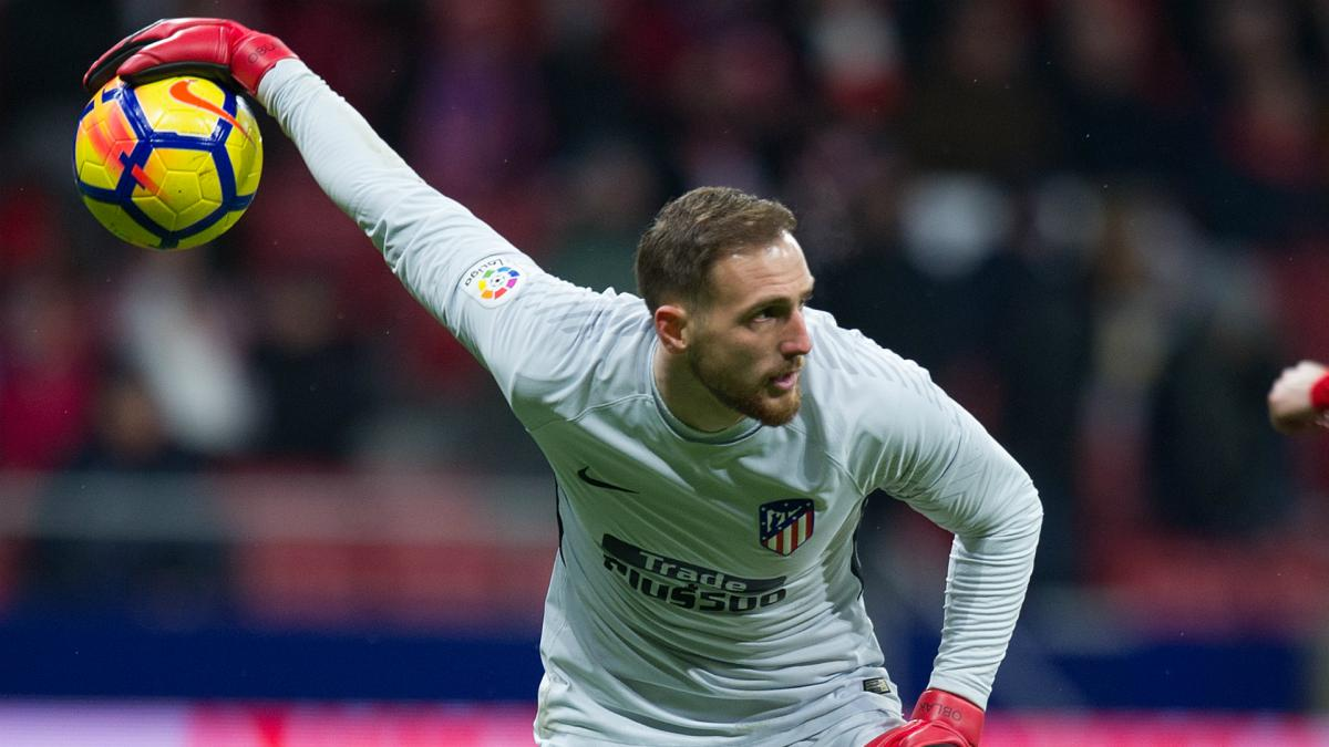 Koke: I would give Oblak a blank cheque to stay at Atletico