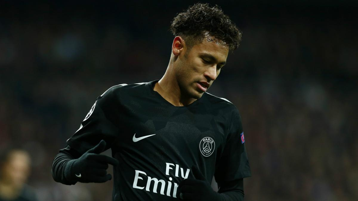 PSG aim to have Neymar back before season's end