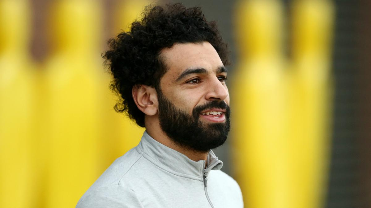 I love Roma – Liverpool's Salah relishing Champions League reunion