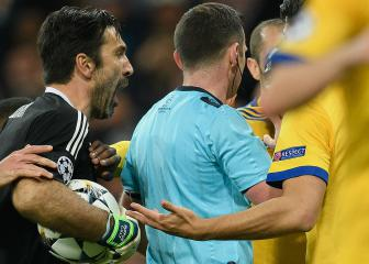 I challenge anyone to react differently – Allegri defends Buffon outburst