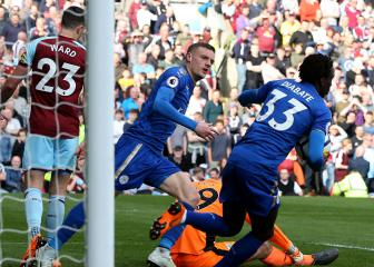 Vardy sets another PL record, but not one he will cherish
