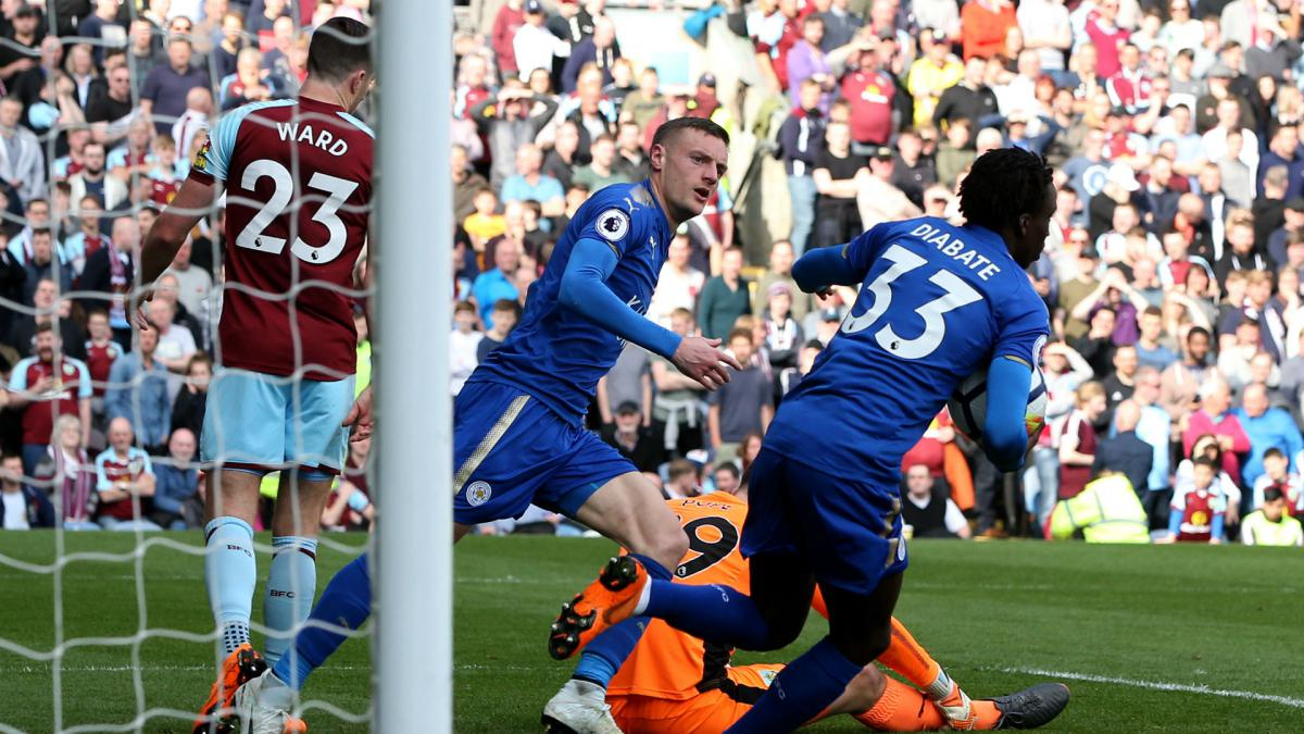 Vardy's efforts in vain again as Foxes striker sets unwanted PL record