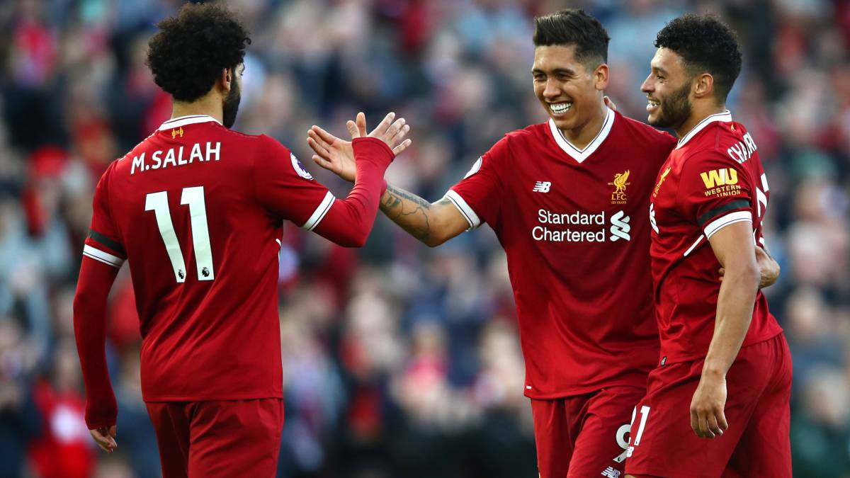"""Wow, what a number"" - Klopp lauds Liverpool's 40-goal Salah"
