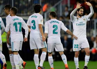 Sublime Isco free-kick breaks the deadlock in Málaga