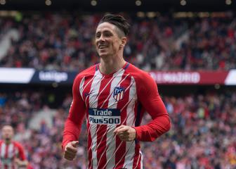 Torres reaches 100 LaLiga goals ahead of Atlético departure