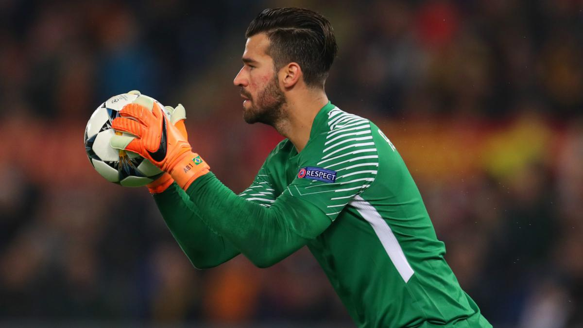 'No chance' Roma will sell Alisson