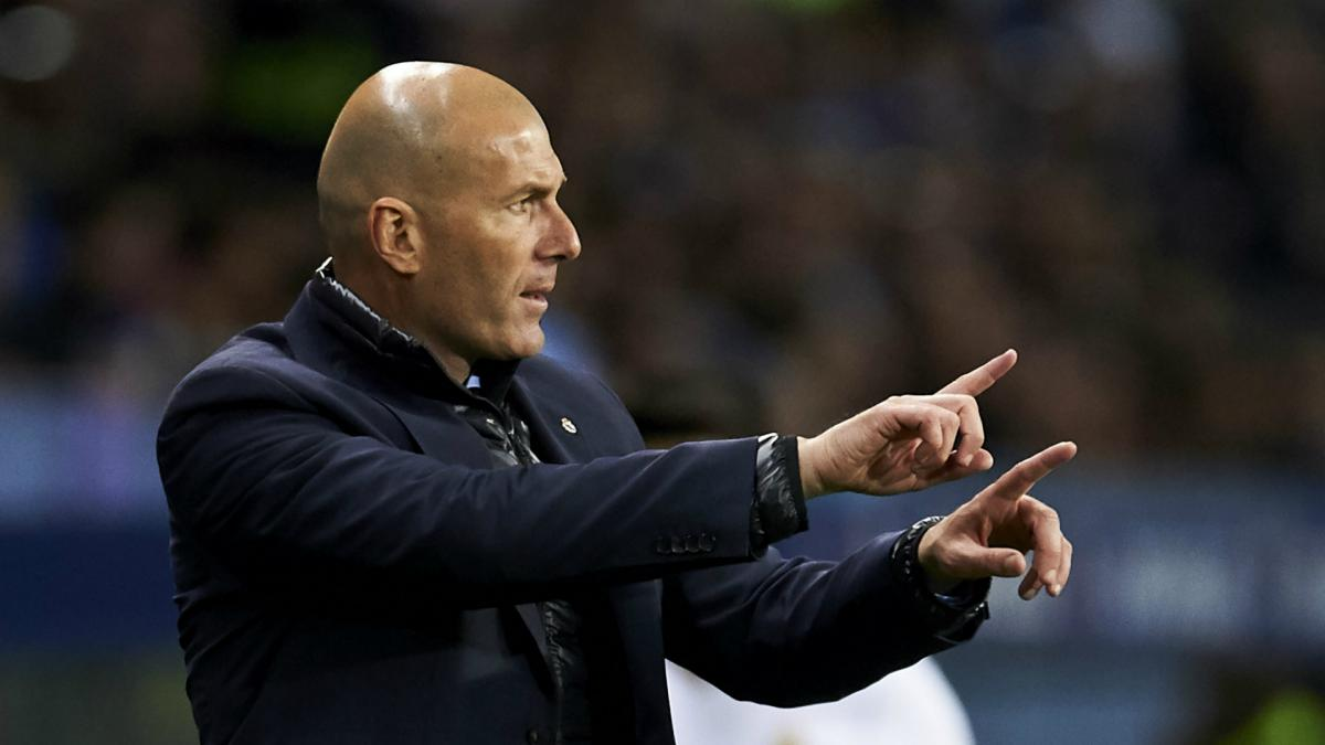 Zidane reaches 100 Real Madrid wins