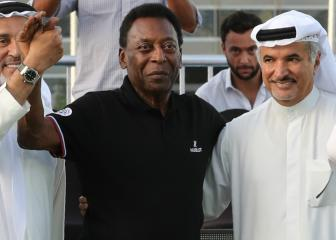 Pele backs Neymar for World Cup redemption