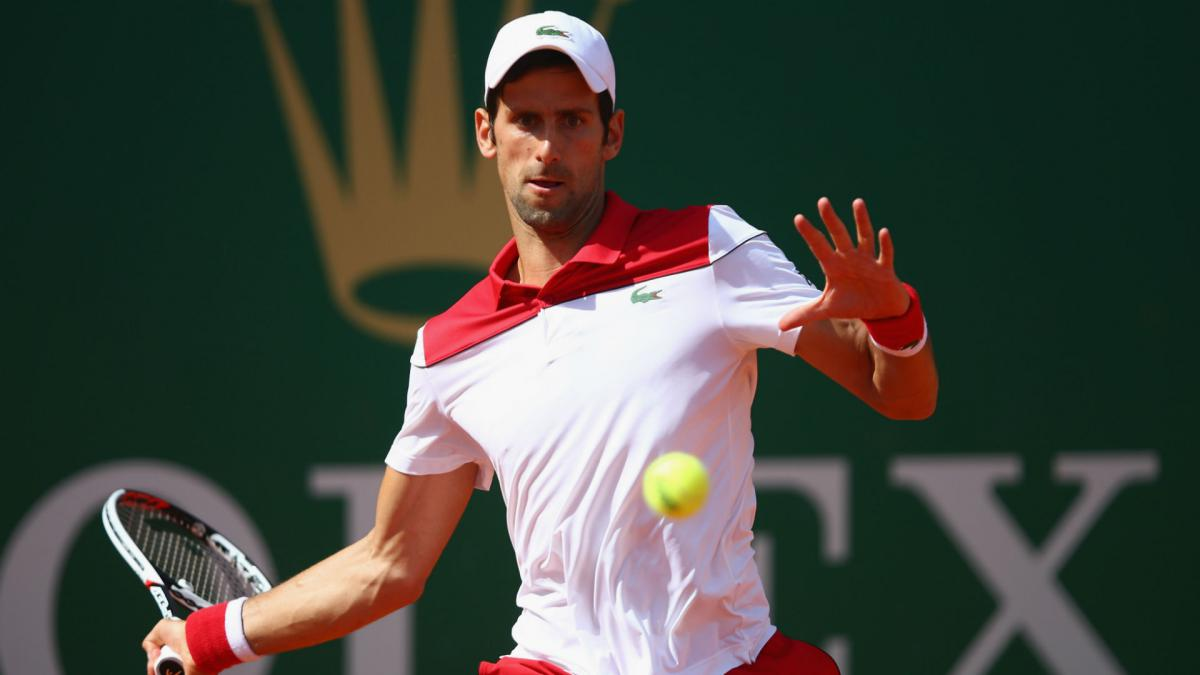 Flawless Djokovic stops the rot in Monte Carlo