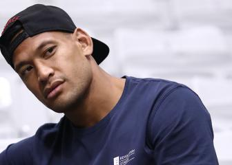 Folau offered to quit but stands by homosexuality comments