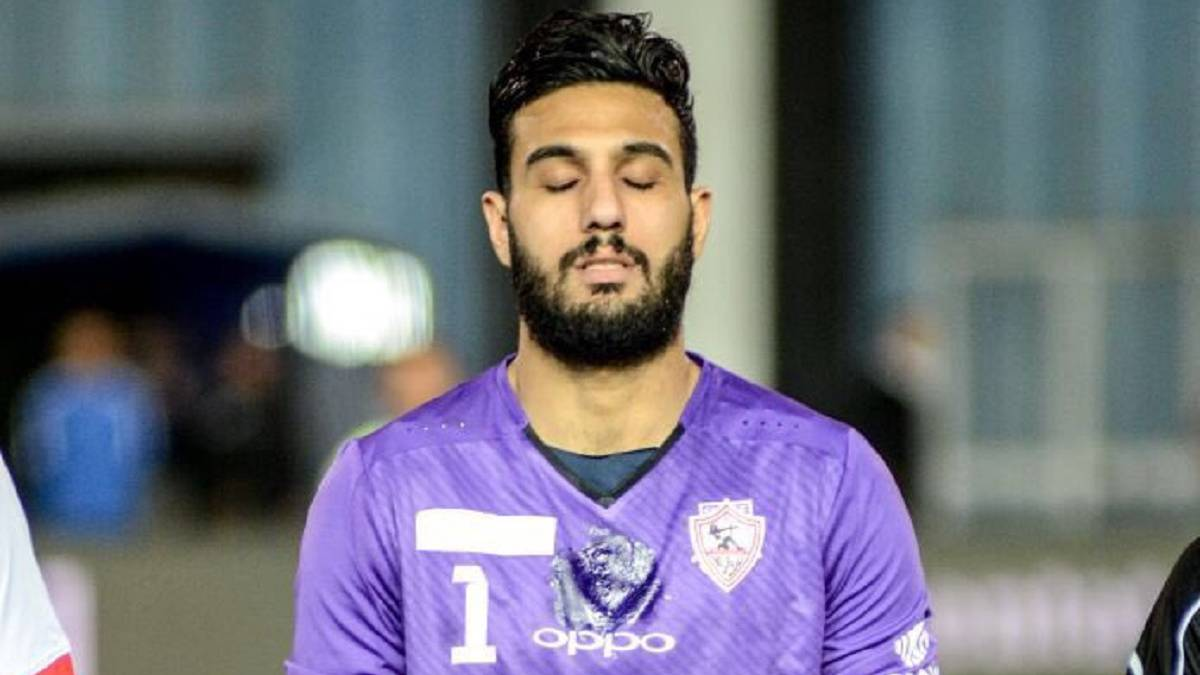 Egypt goalkeeper El Shenawy to miss World Cup after knee injury