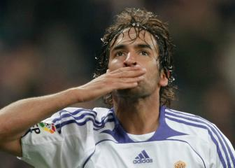 Real Madrid icon Raul plans coaching career