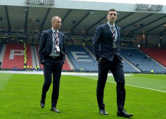 Rangers suspend Miller and Wallace after Murty bust-up
