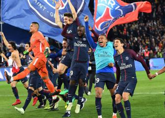 Emery: Too soon to compare PSG with Real, Barça or Bayern