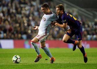 Barça unbeaten run intact following Celta draw thriller